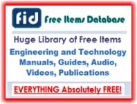 Free Items Database